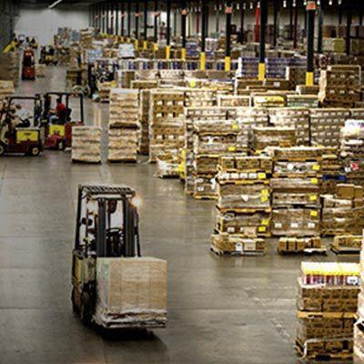 Empresa de distribuição de cargas