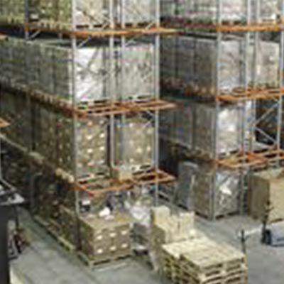 Empresa de armazenagem e estocagem de cargas
