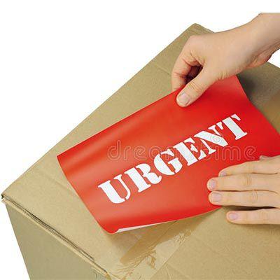 Empresa de entregas urgentes